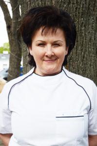 Mysyk Elisebeth Köchin und seit 21 Jahre im Restaurant am Heuberg 1170 Wien